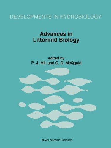 Advances in Littorinid Biology (Developments in Hydrobiology)