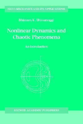 Nonlinear Dynamics and Chaotic Phenomena An Introduction