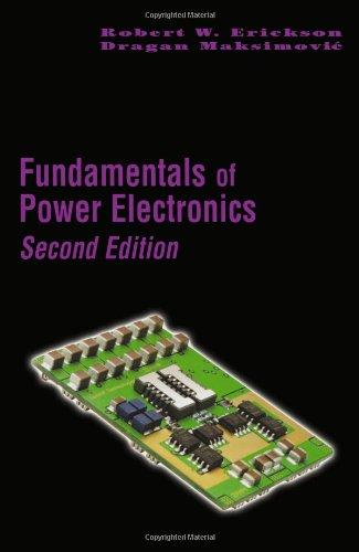 Fundamentals Of Power Electronics 2nd Edition Rent border=