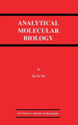 Analytical Molecular Biology