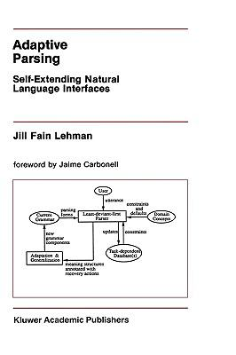 Adaptive Parsing Self-Extending Natural Language Interfaces