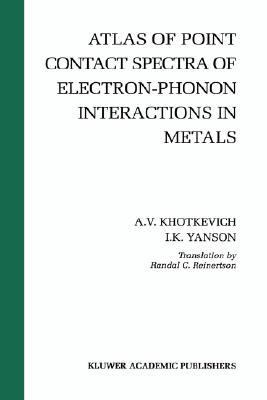 Atlas of Point Contact Spectra of Electron-Phonon Interactions in Metals