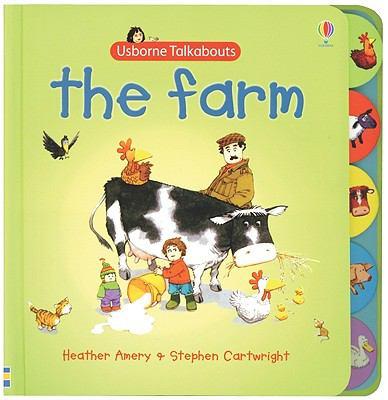 Farm Talkabout Board Book