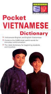 Pocket Vietnamese Dictionary Vietnamese-English and English-Vietnamest