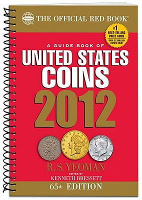2012 Guide Book of United States Coins: Red Book