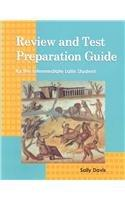 REVIEW AND TEST PREPARATION GUIDE FOR THE INTERMEDIATE LATIN STUDENT    (STUDENT BOOK)