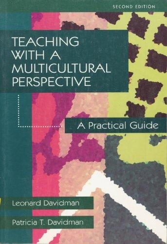 Teaching with a Multicultural Perspective: A Practical Guide (2nd Edition)