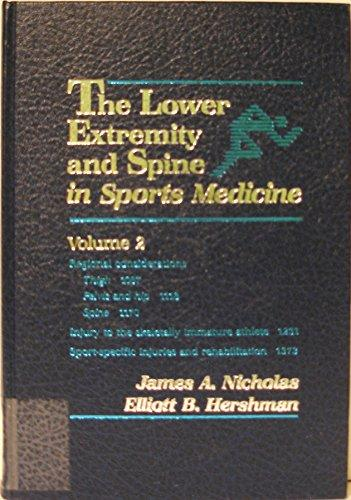 Lower Extremity and Spine in Sports Medicine