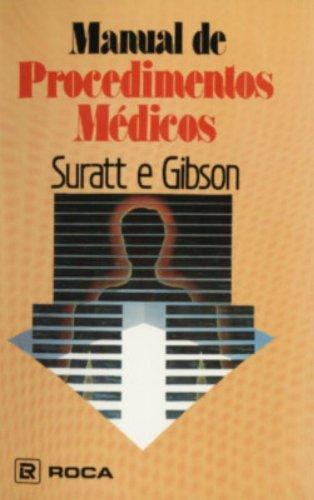 Manual of Medical Procedures