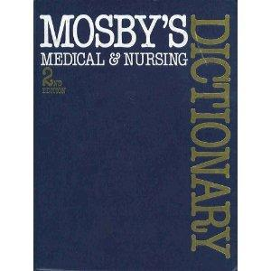 Mosby's Medical & Nursing Dictionary