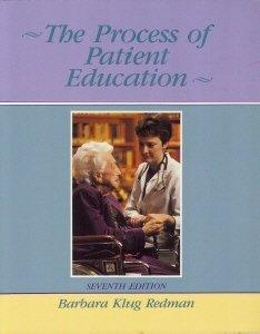 Process of Patient Education