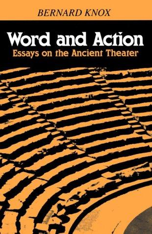 word and action essays on the ancient theater Related book epub books word and action essays on the ancient theater : - home - bmw sedan 1999 2005 full service repair manuals - bmw sedan 1996 repair service.