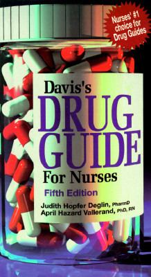 Davis's Drug Guide for Nurses-text Only