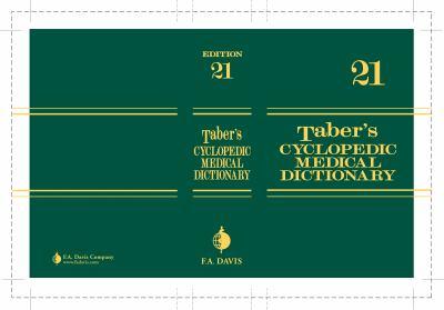Taber's Cyclopedic Medical Dictionary (Non-thumb-indexed Version) (Taber's Cyclopedic Medical Dictionary (Non-Indexed Version)) 21st Edition