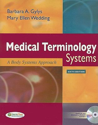 Medical Terminology Systems, 6th Edition + Audio CD + TermPlus 3.0