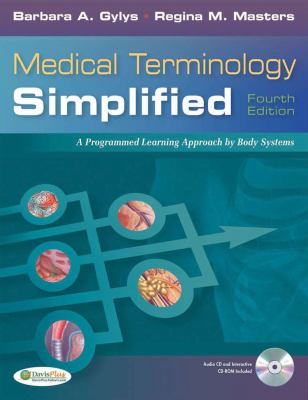 Medical Terminology Simplified: A Programmed Learning Approach by Body Systems (Text, Audio CD & TermPlus 3.0)