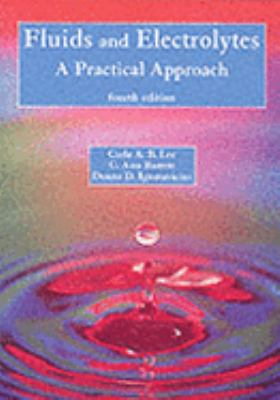 Fluids and Electrolytes A Practical Approach