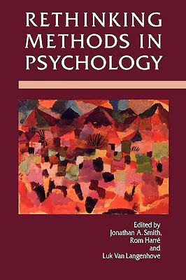 Rethinking Methods in Psychology