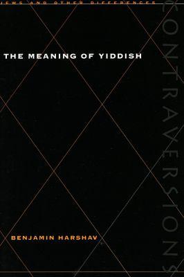 Meaning of Yiddish