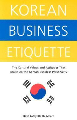 Korean Business Etiquette The Cultural Values And Attitudes That Make Up The Korean Business Personality