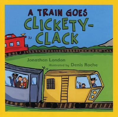 Train Goes Clickety-Clack