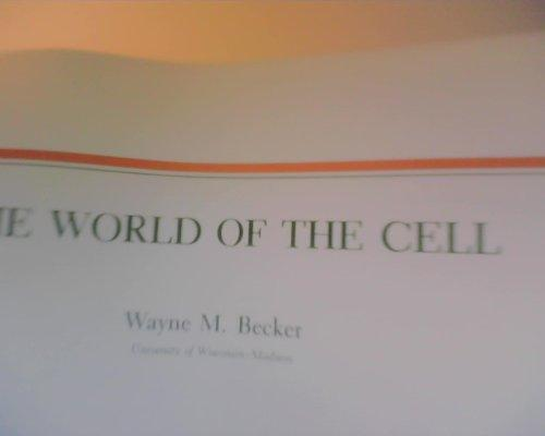 The World of the Cell: Solutions Manual to Accompany the World of the Cell