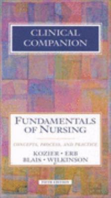 Fund.of Nursing-clinical Companion