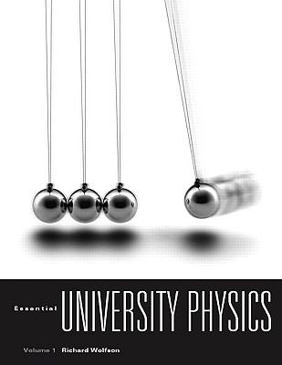 Essential University Physics Volume 1 with MasteringPhysics for Essential University Physics