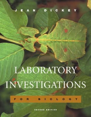 Laboratory Investigations for Biology (2nd Edition)