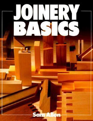 Joinery Basics - Sam Allen - Paperback