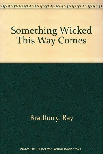 something wicked this way comes response Grahame-smith has written a lengthy tribute to something wicked this way  comes over at npr, and while that's super great and we're happy.