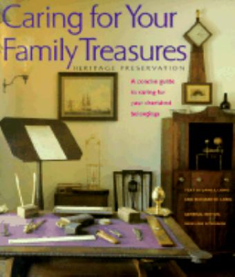 Caring for Your Family Treasures: Heritage Preservation