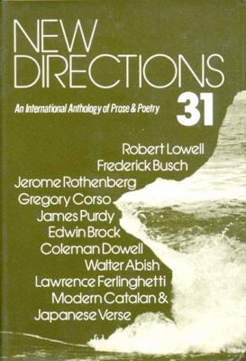 New Directions in Prose and Poetry 31