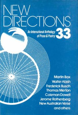 New Directions in Prose and Poetry 33