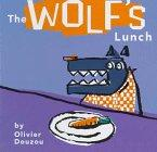 The Wolf's Lunch Board Book