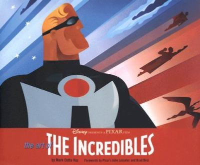 Art Of The Incredibles