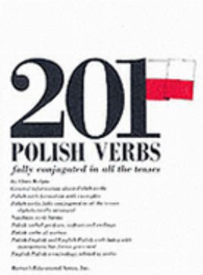 201 Polish Verbs