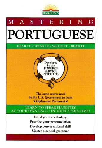 Mastering Portuguese: Book Only (Mastering Series: Level 1)
