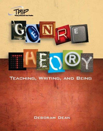 genre theory robocop essay My essay will argue that a genre approach to writing assignments can foster teacher awareness of unexpressed expectations in the writing they assign and that such awareness can help students complete writing tasks more successfully.
