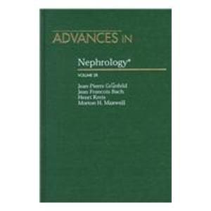 Advances in Nephrology: From the Necker Hospital