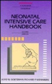 Neonatal Intensive Care Handbook
