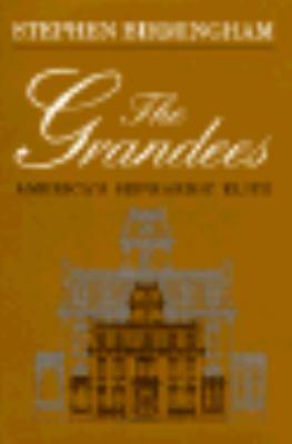 Grandees America's Sephardic Elite