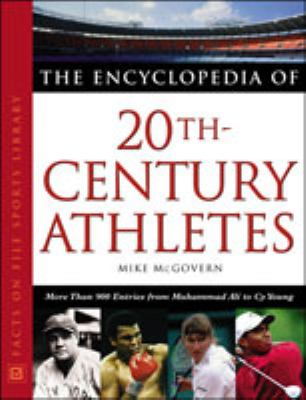 Encyclopedia of 20th Century Athletes