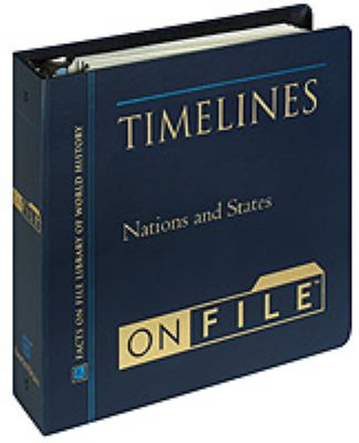 Timelines on File Nations and States