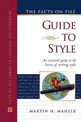 Facts on File Guide to Style N.