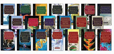 Facts on File Science Dictionaries Set, 20-Volumes