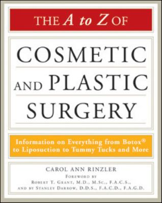 The A to Z of Cosmetic and Plastic Surgery
