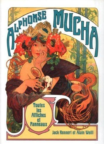 Alphonse Mucha: The Complete Posters and Panels (A Hjert & Hjert book)