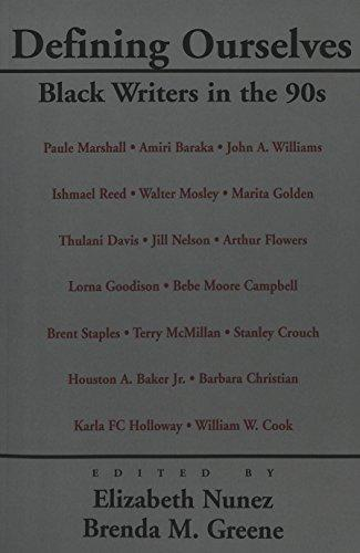 Defining Ourselves: Black Writers in the 90s
