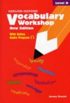 Vocabulary Workshop Level D